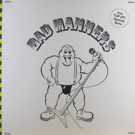 LP - Bad Manners Ska 'N' B 0