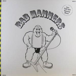 LP - Bad Manners Ska 'N' B