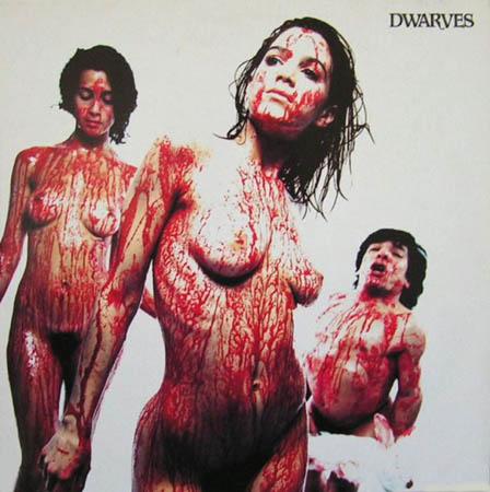 LP - Dwarves Blood Guts & Pussy 0