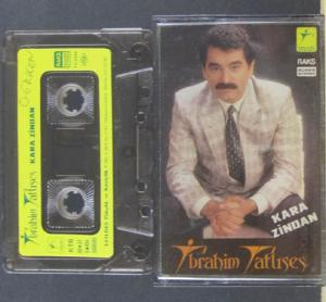 Cassette - Tatlises, Ibrahim Kara Zindan