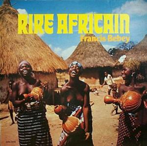 LP - Bebey, Francis Rire Africain