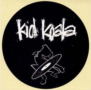 Memorabilia - Kid Koala Sticker