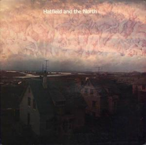 LP - Hatfield And The North Hatfield And The North