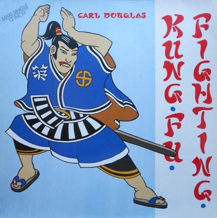12inch - Douglas, Carl Kung Fu Fighting 0