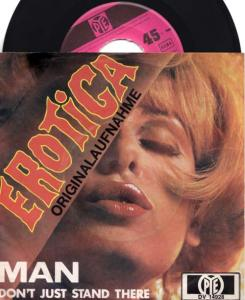 7inch - Man Erotica