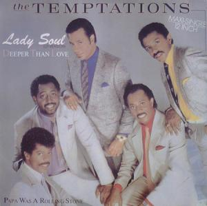 12inch - Temptations Lady Soul / Deeper Than Love / Papa Was A Rolling Stone