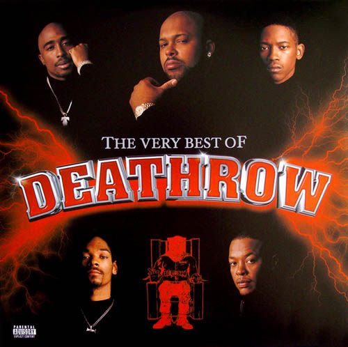 2LP - Various Artists The Very Best Of Death Row 0