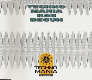 CD:Single - Technomania Feat. Missy T. Technomania Has Begun