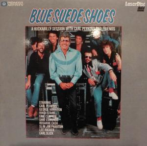 Laserdisc - Perkins, Carl & Friends Blue Suede Shoes A Rockabilly Session With Carl Perkins And Friends