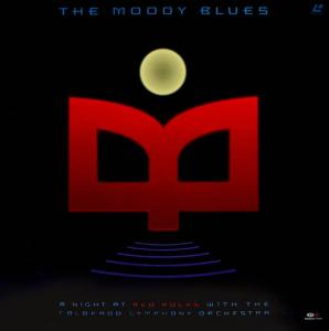 Laserdisc - Moody Blues, The A Night At Red Rocks With The Colorado Symphony Orchestra