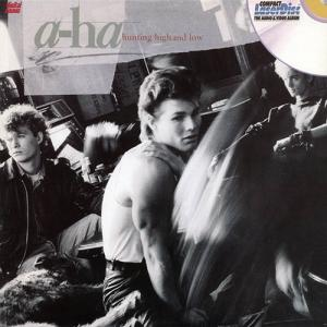 Laserdisc - A-ha Hunting High And Low