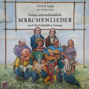 LP - Vahle, Frederik Mit Dietlind Grabe M