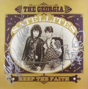 LP - Georgia Satellites, The Keep The Faith
