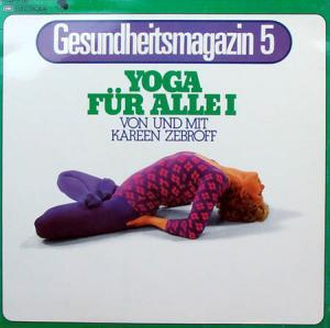 LP - Zebroff, Kareen Yoga F