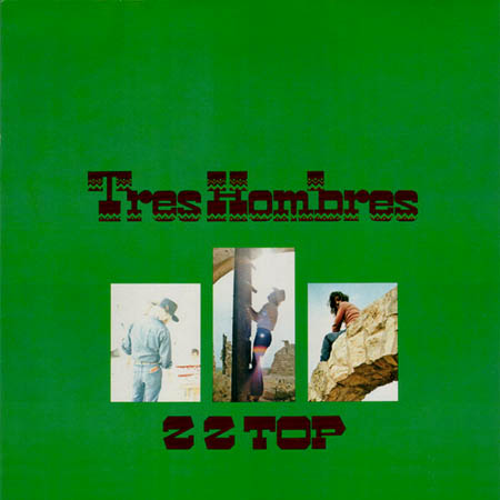 LP - ZZ Top Tres Hombres 0
