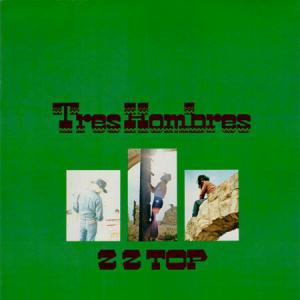 LP - ZZ Top Tres Hombres