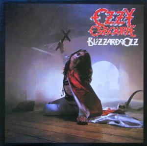LP - Osbourne, Ozzy Blizzard Of Ozz