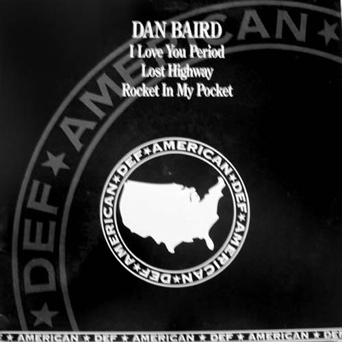12inch - Baird, Dan I Love You Period 0