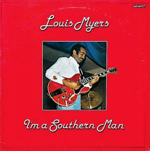 LP - Myers, Louis I'm A Southern Man