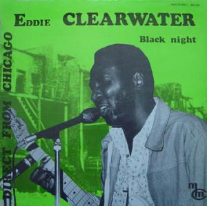 LP - Clearwater, Eddie Black Night