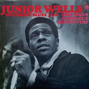 LP - Junior Wells Southside Blues Jam