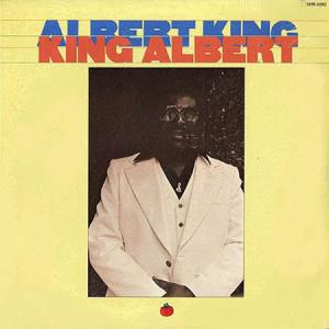 LP - King, Albert Albert, King