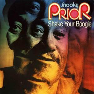 LP - Snooky Prior Shake Your Boogie