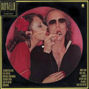 LP - Welch, Bob French Kiss