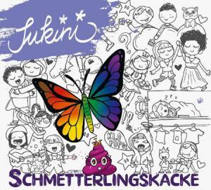 CD - Sukini Schmetterlingskacke