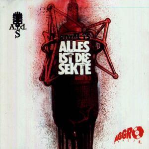 CD - Royal TS Alles Ist Die Sekte - Album Nr.3