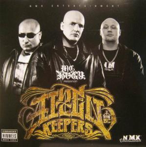 CD - MC Bogy Atzenkeepers