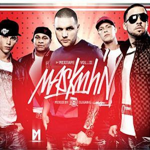 2CD - DJ Gan-G Maskulin Mixtape Vol. II