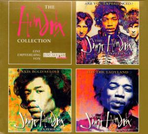 3CD - Hendrix, Jimi Experience The Hendrix Collection