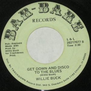 7inch - Willie, Buck How Can I Be Nice To You
