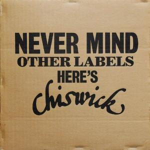 10inch - Various Artists Never Mind Other Labels - Here's Chiswick