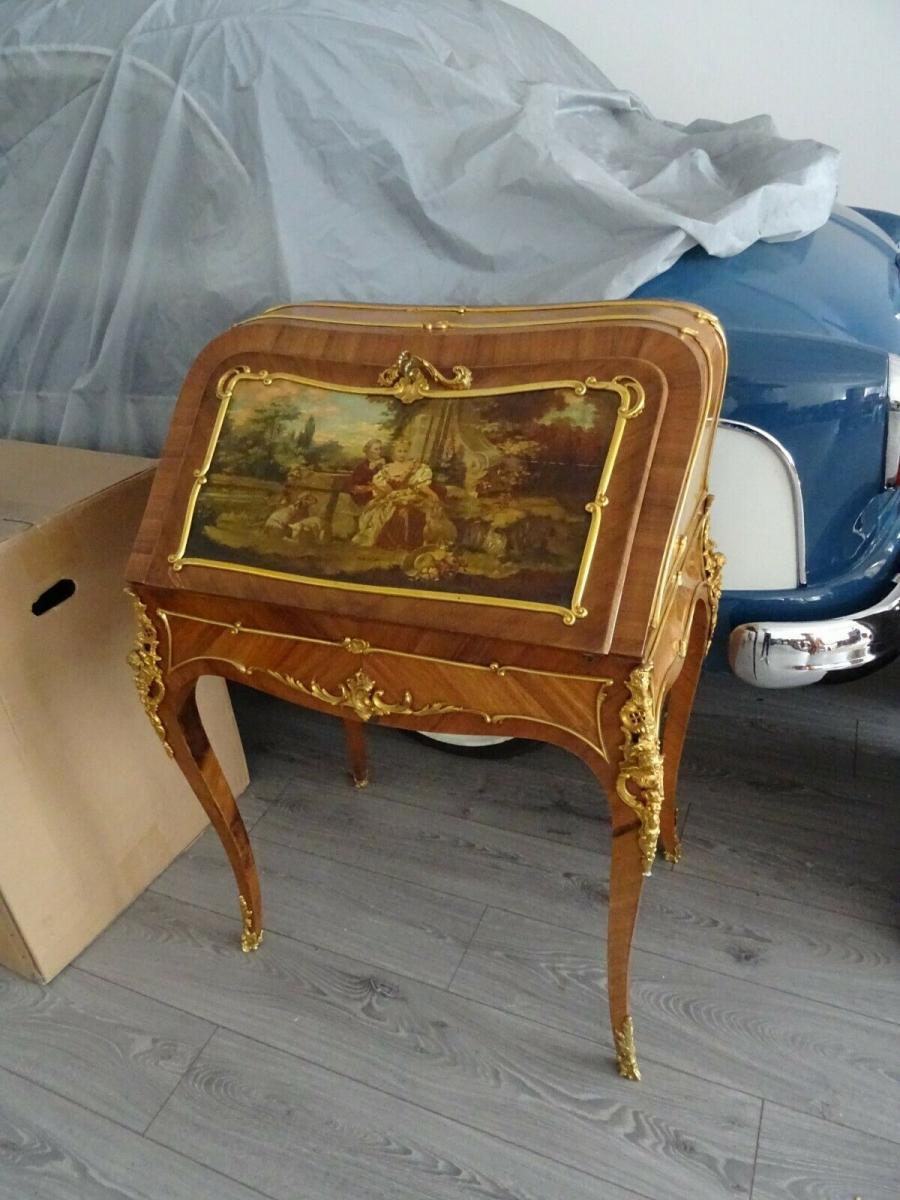 Französisches Damen Schreibmöbel 0