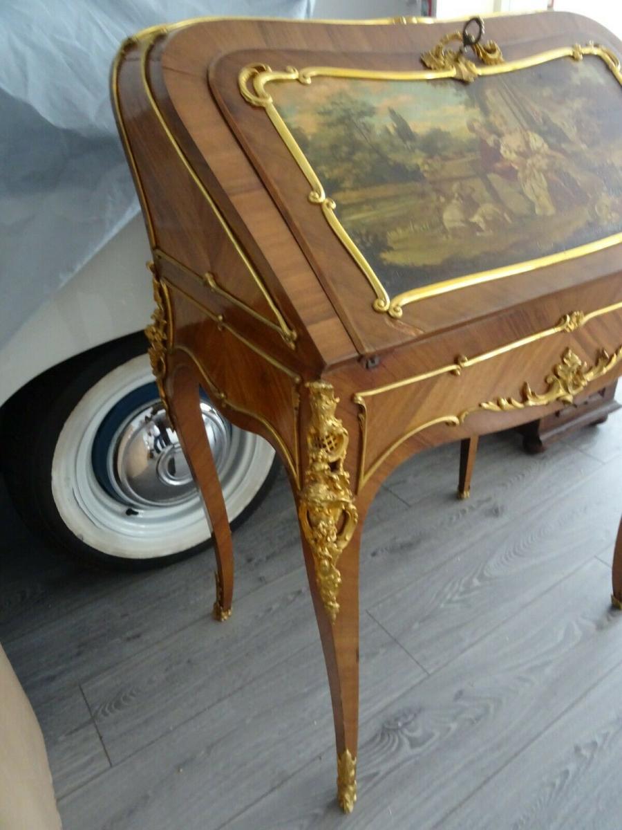 Französisches Damen Schreibmöbel 6