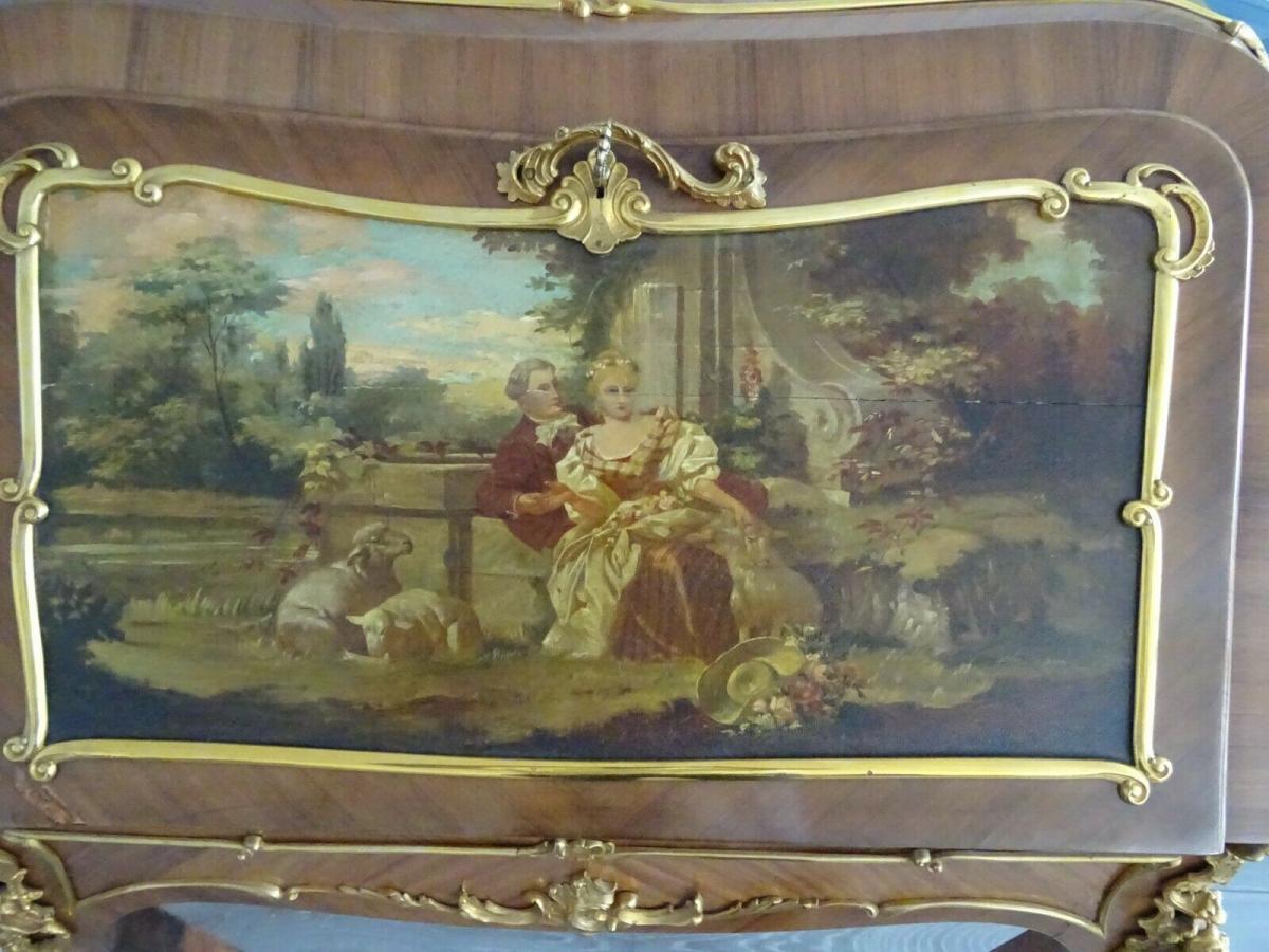 Französisches Damen Schreibmöbel 1