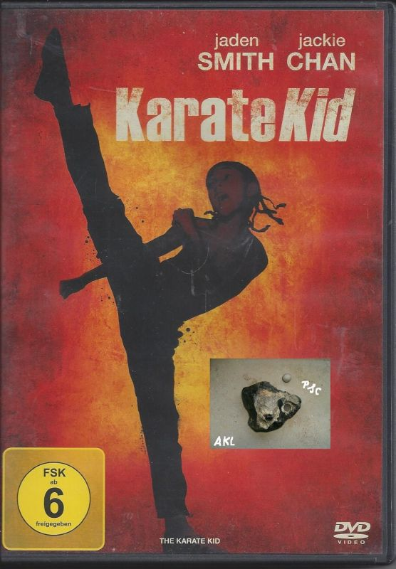 DVD: Karate Kid, Smith Chan, DVD