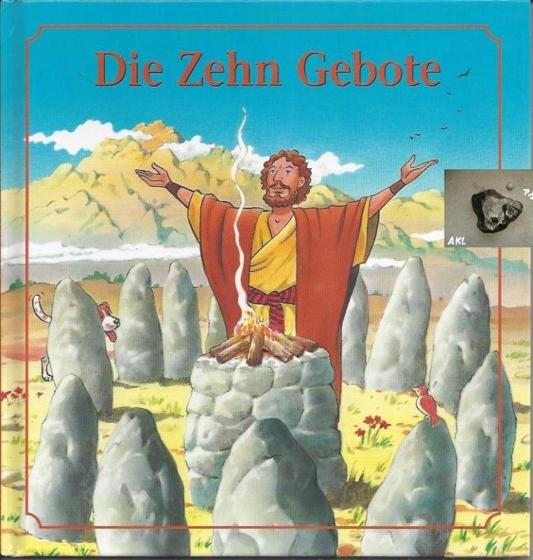 Buch: Die Zehn Gebote
