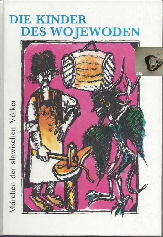 Buch: Die Kinder des Wojewoden, Märchen der slawischen Völker