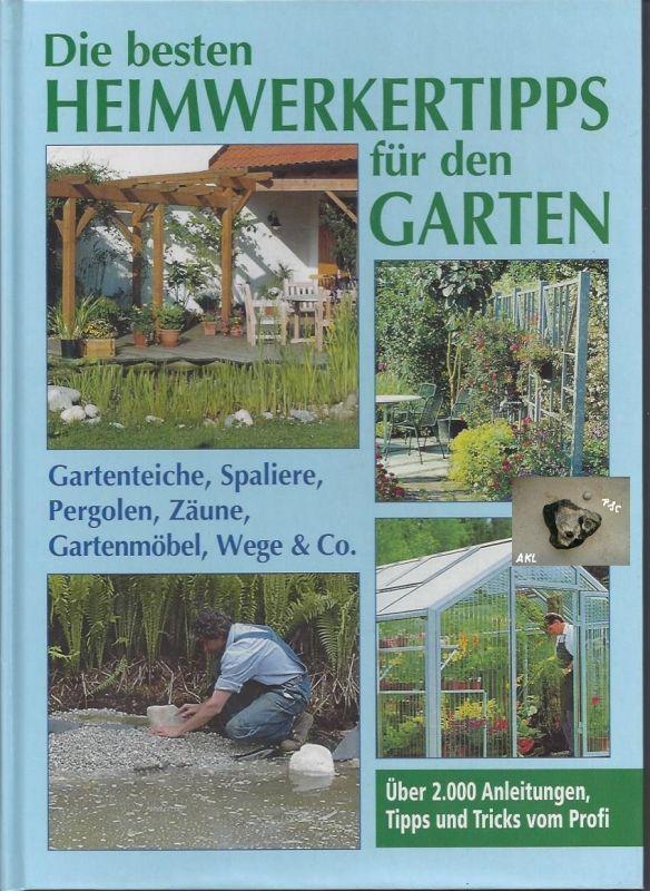 Buch: Die besten Heimwerkertipps für den Garten