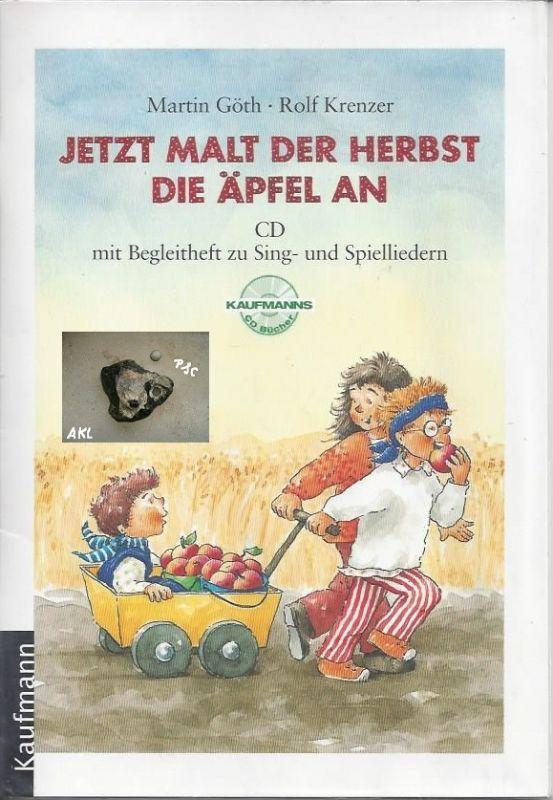 Heft: Jetzt malt der Herbst die Äpfel an, Rolf Krenzer