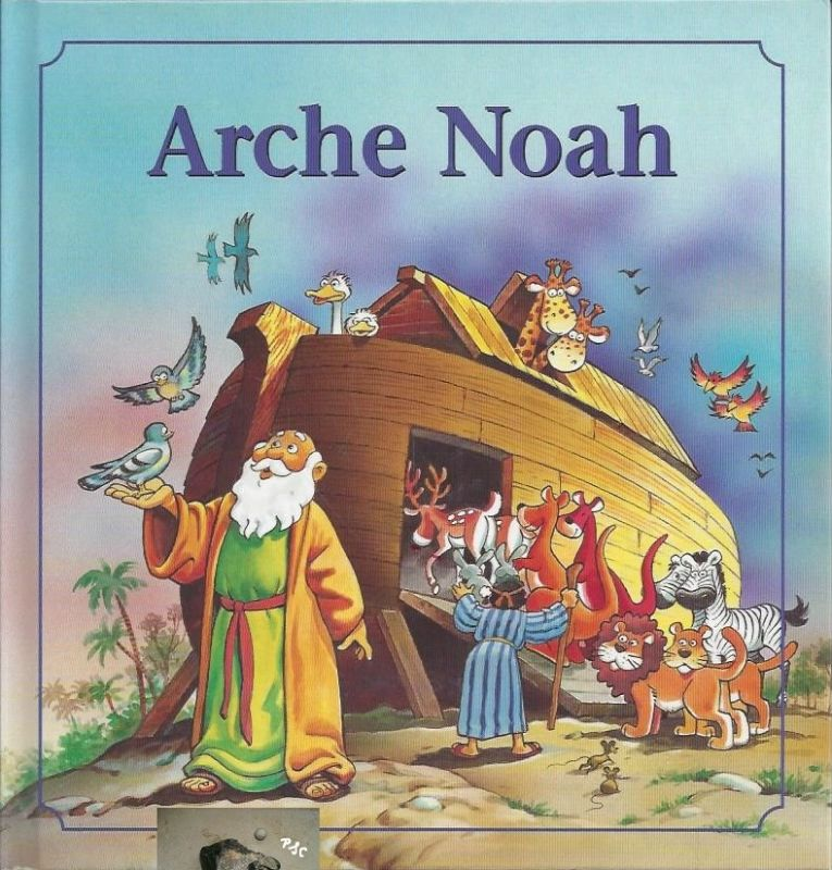 Kinderbuch: Arche Noah