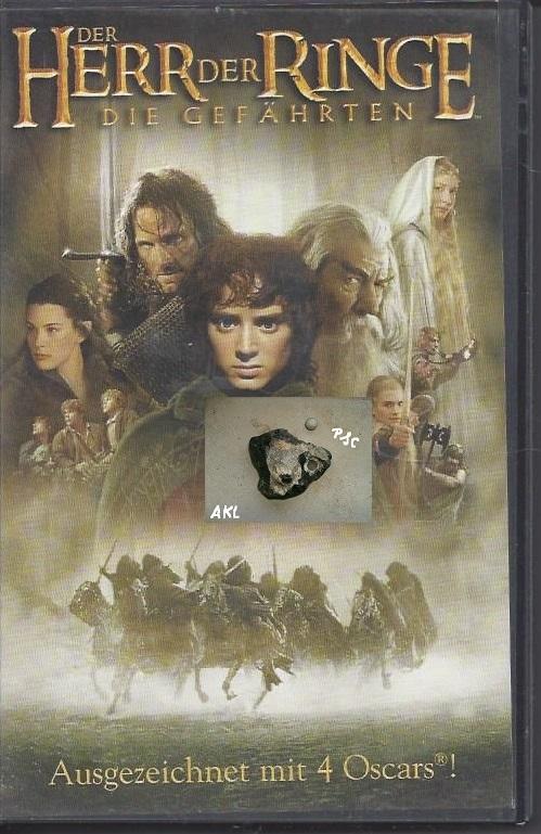 Der Herr der Ringe, Die Gefährten, 4 Oscars, VHS