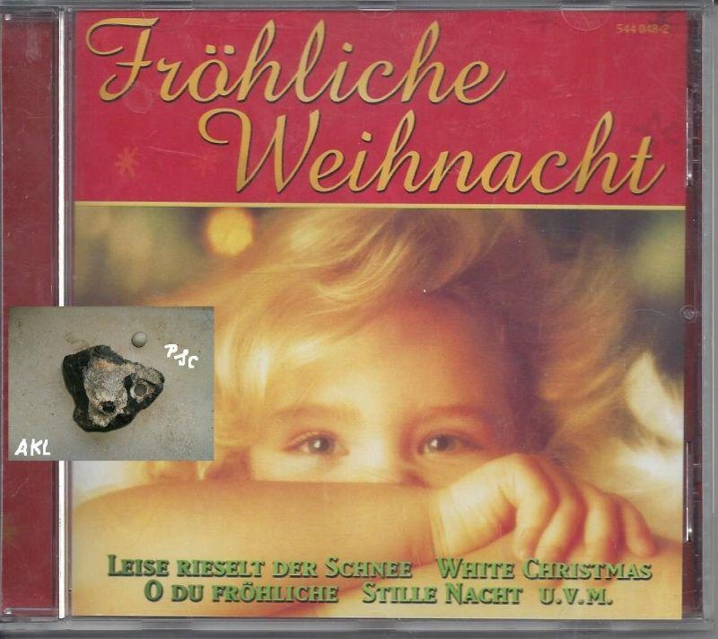 Various - Fröhliche Weihnachten Zuhause Die 24 Beliebstesten ...