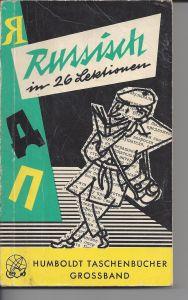 Taschenbuch: Russisch in 26 Lektionen, Steinitz Wolfgang