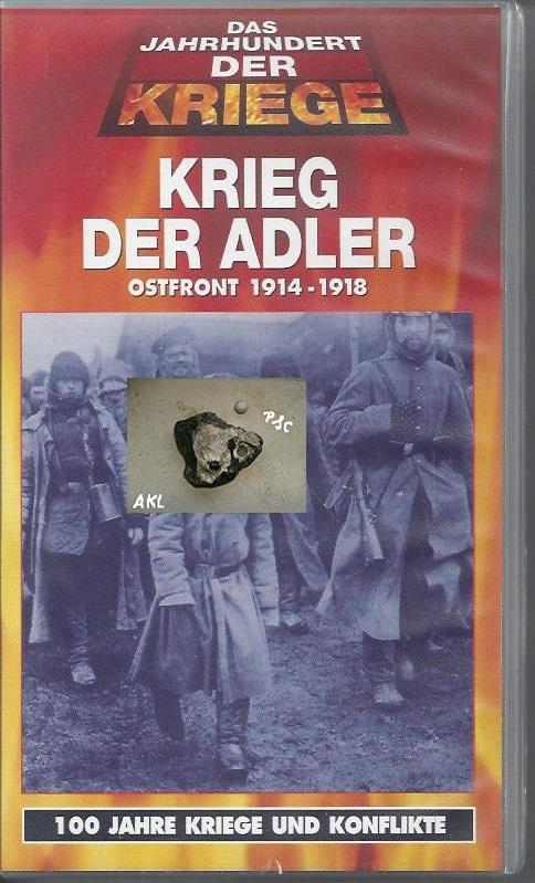 Krieg der Adler, Ostfront, VHS