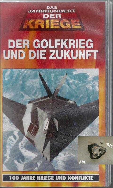 Der Golfkrieg und die Zukunft, Kriege, VHS