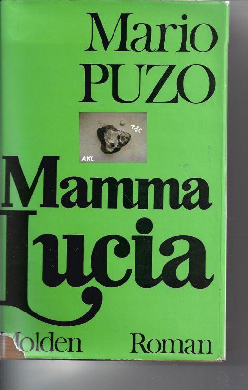 Buch: Mamma Lucia, Mario Puzo, gebunden